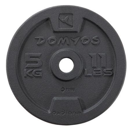 Kit de pesas y barras de fisicoculturismo de 50 kg