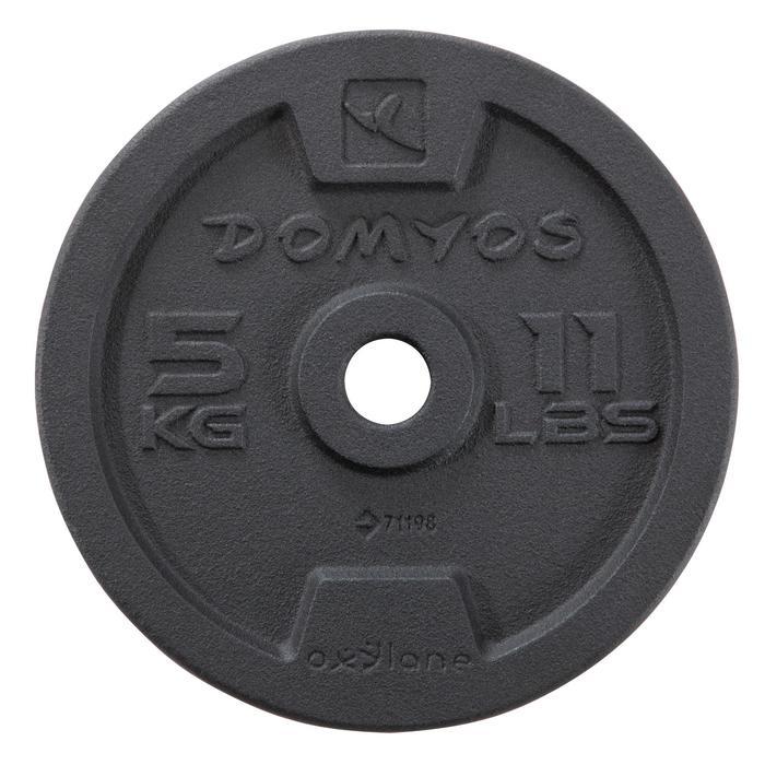 Halterset voor krachttraining 50 kg