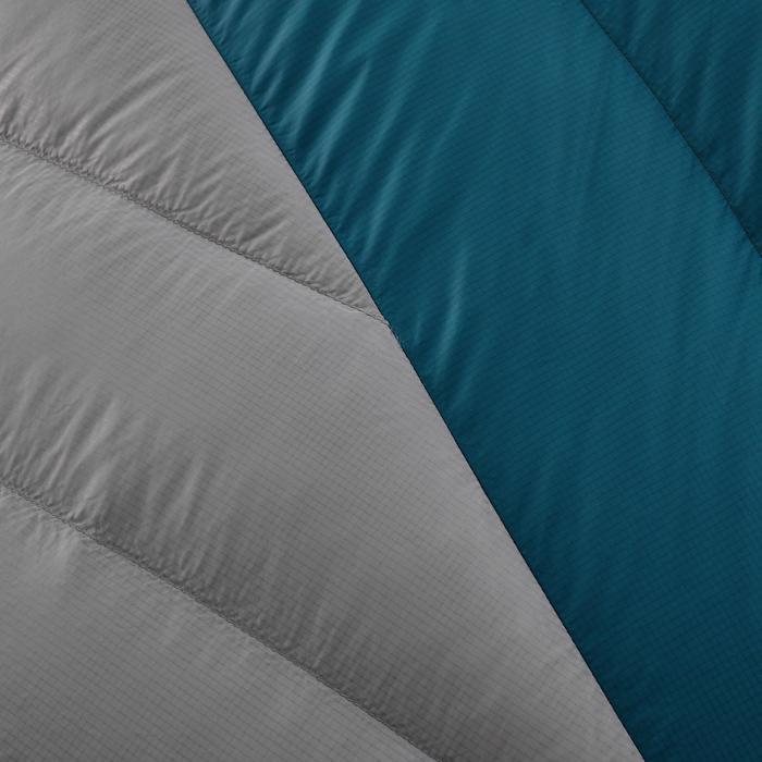 Sac de couchage de trek 900 10° plume bleu
