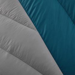 Slaapzak Trek 900 10° dons blauw