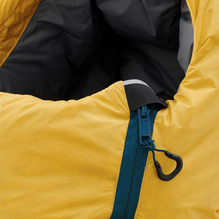 Daunenschlafsack Trek900 0°C gelb