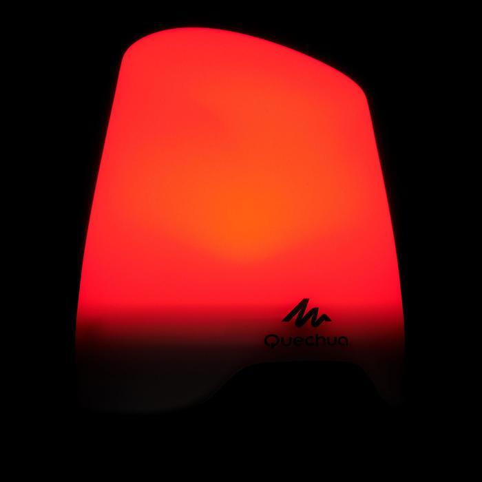 Eclairage de camping lanterne BL 200 Lumen bleue
