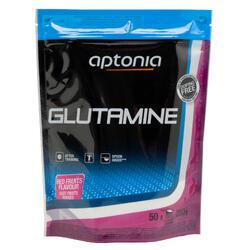 GLUTAMINE FRUITS ROUGES EN POUDRE 250g