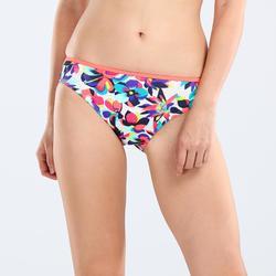 Nina Women's Classic Bikini Briefs Swimsuit Bottoms - Cali Blue