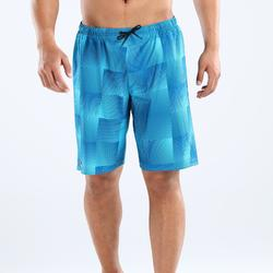 100 long surfing boardshorts China blue square