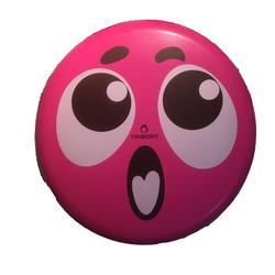 DSoft飛盤 - 驚喜圖案粉紅色