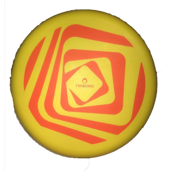 D Soft Frisbee - Orange - 1334681
