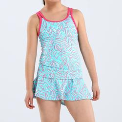 CN Noa Girls' Tankini Swim Skirt Swimsuit