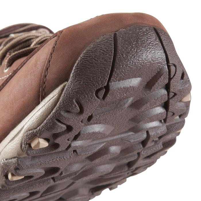 Chaussures marche sportive femme Nakuru Novadry cuir - 133470