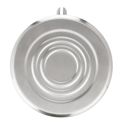 MH500 Hikers' camping kettle in stainless steel 1 litre