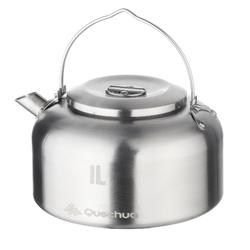 MH500 Hikers' camping kettle in stainless steel