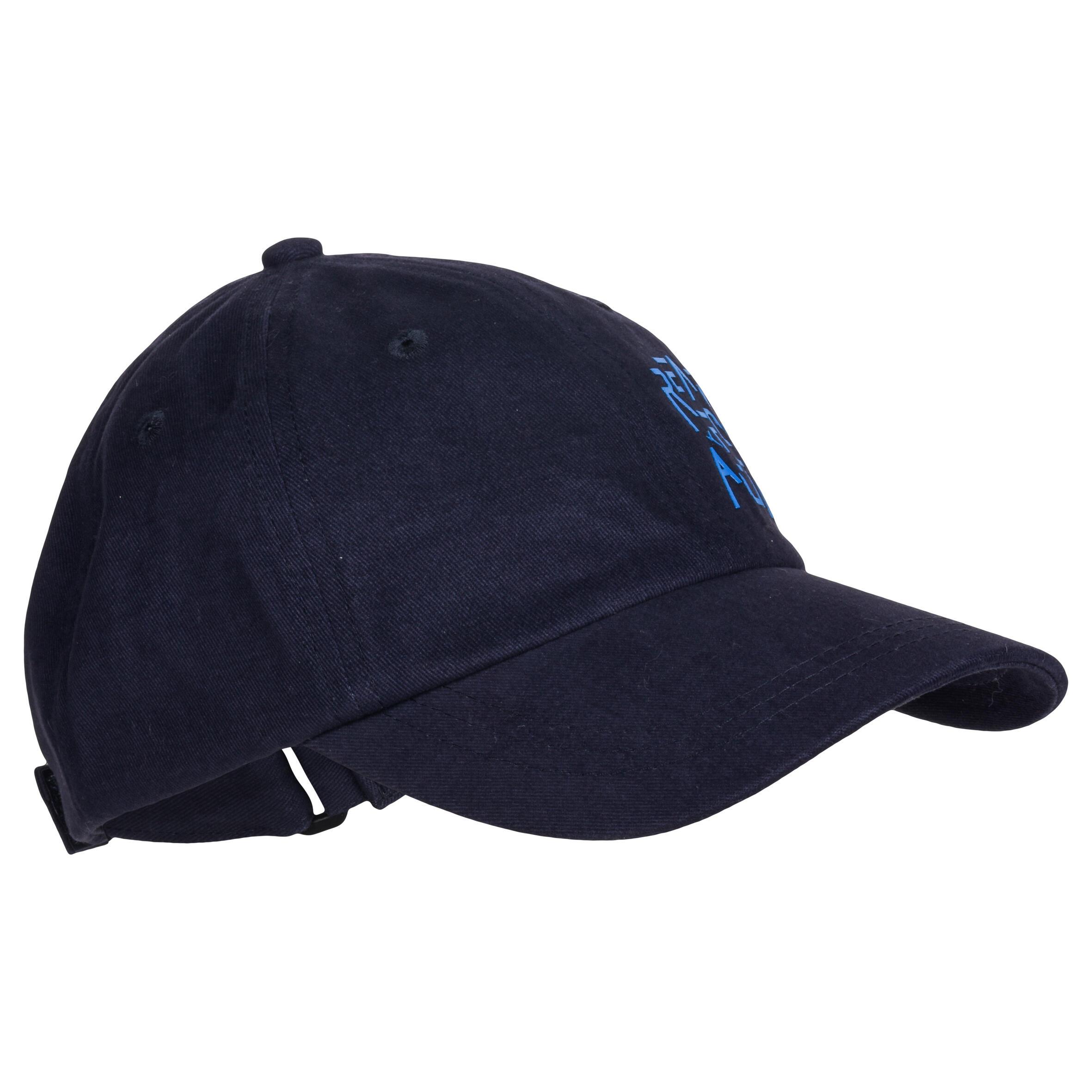 500 Boys' Gym Cap - Blue Print