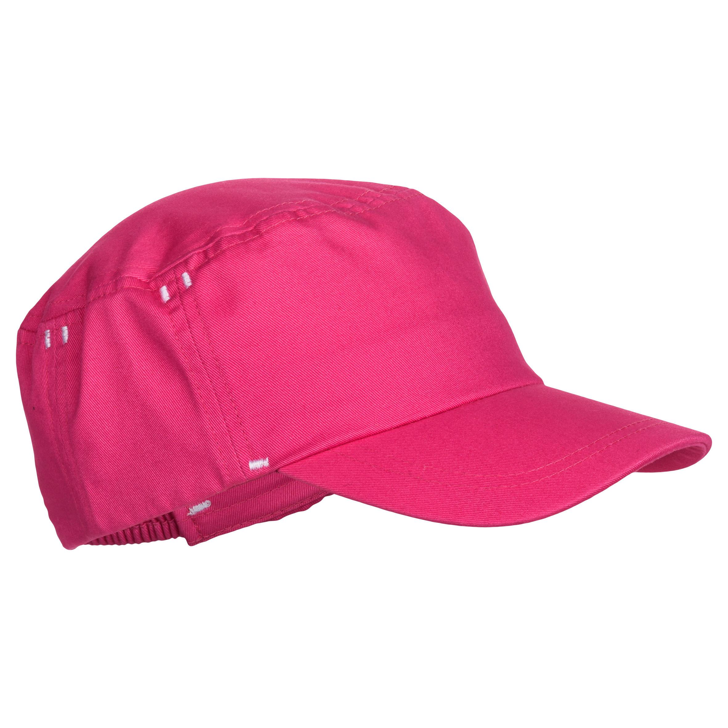 500 Baby Gym Cap - Pink Print