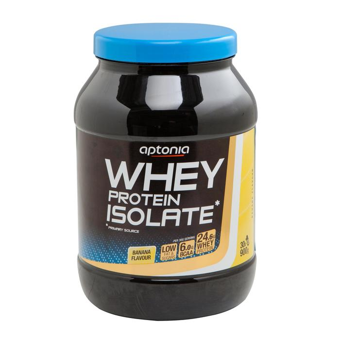 WHEY PROTEIN ISOLATE  900g BANANE - 1334882