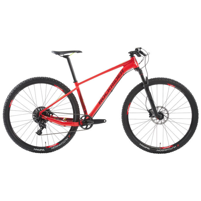 """MTB XC 500 29"""" rood - 1335148"""