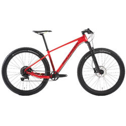 "Mountainbike XC 500 27,5"" plus rot"