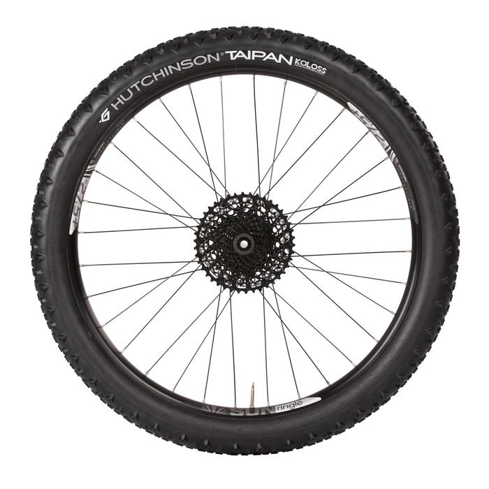 """ROUES VTT 27,5"""" PLUS SWITCH & RIDE 12v BOOST"""