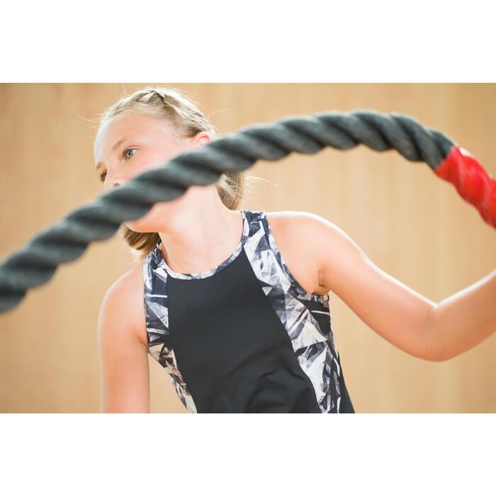 Débardeur S900 Gym Fille imprimé - 1335544