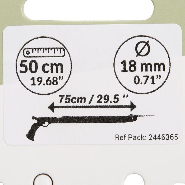Sandow circulaire monobrin 18mm SPF500 pour arbalète chasse sous-marine