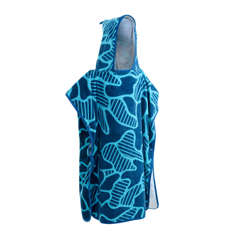 JUNIOR SURF PONCHO 125 to 150 cm Water