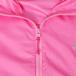 Women's FH100 Helium Wind speed hiking windbreaker, Pink