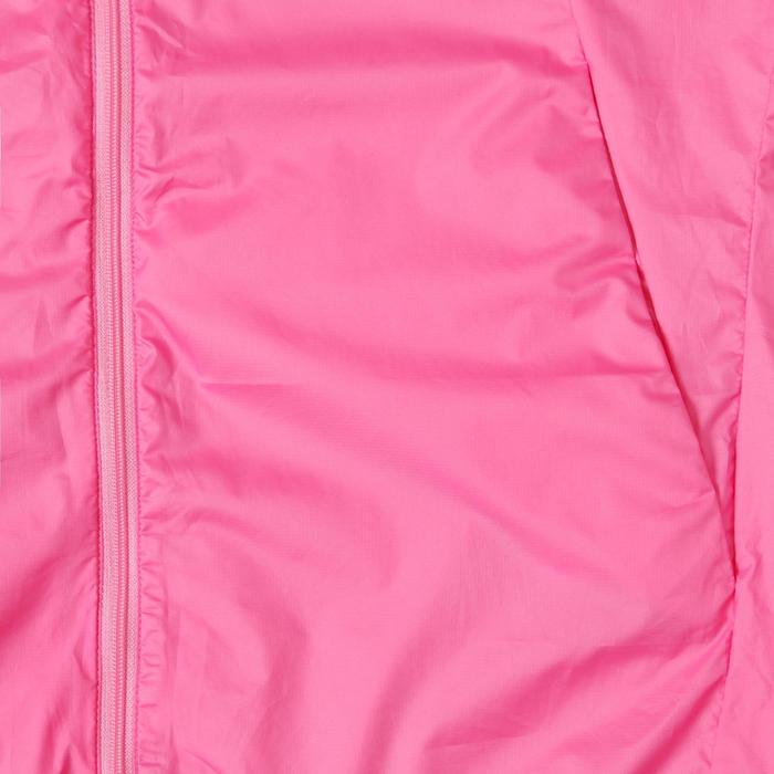 FH100 Helium Wind Women's hiking windproof jacket - Grey - 1335984