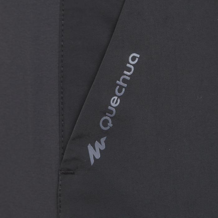 Pantalon de randonnée montagne Femme MH100 Gris foncé