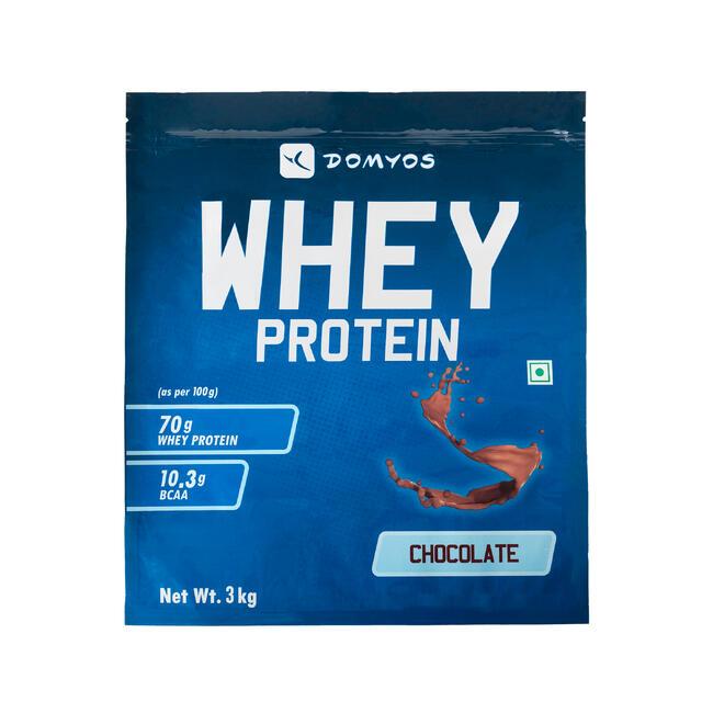 Whey Protein 3 Kg - Chocolate