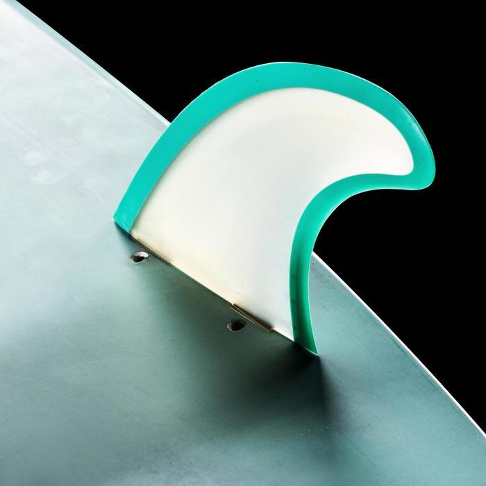 "PLANCHE DE KITESURF DE FREERIDE/VAGUES  - ""SURF KITE 500""  - 5'4 - 1336089"