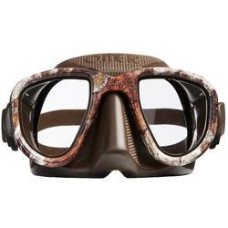 Tauchmaske Alien Camu 3D Apnoetauchen