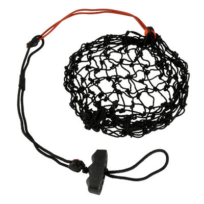 Black Keepy Uppy Football Net