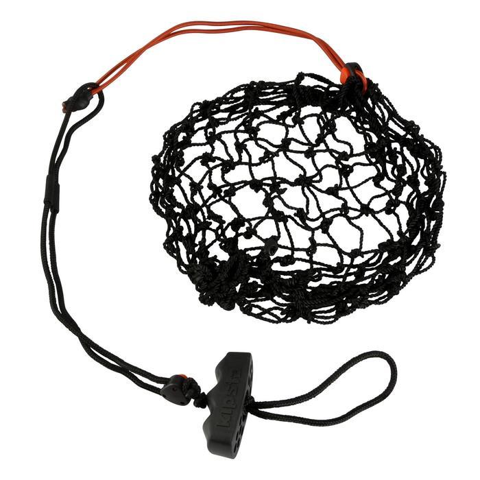 Filet de jonglage noir