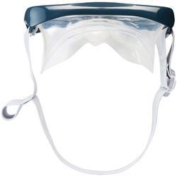 Adult or Kids' Snorkelling Mask SNK 500 - Grey