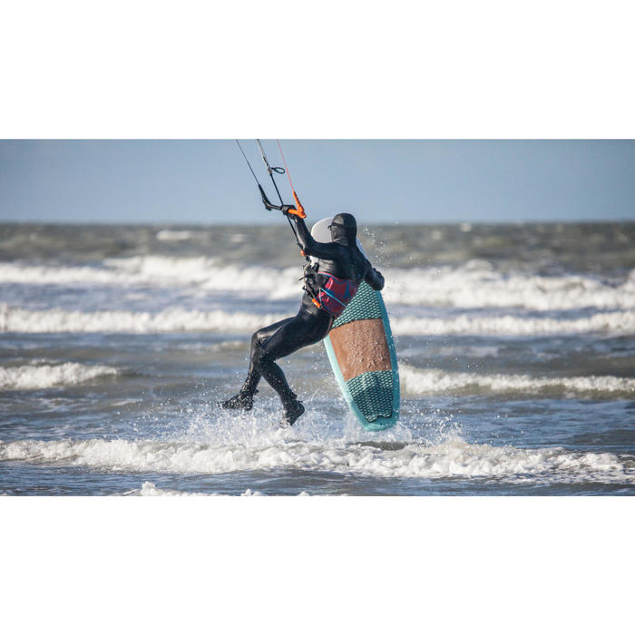 Kitesurfboard Freeride/Wave Surf Kite 500 Strapless 5'4