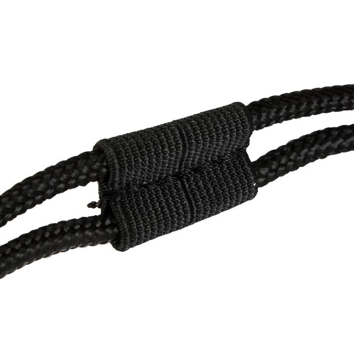 Ballnetz Jongliernetz schwarz