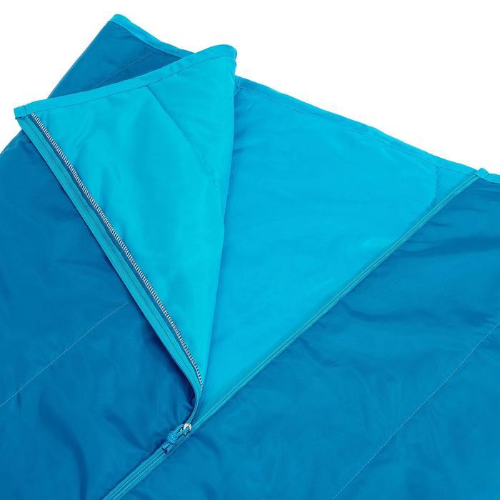 Sac de couchage de camping ARPENAZ 20° basic