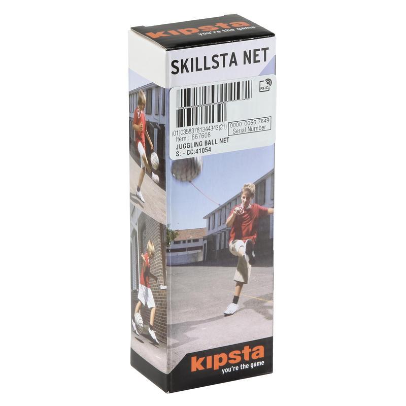 Black Keepy Uppy Football Net