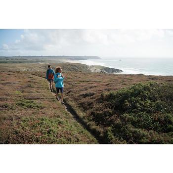 Corsaire randonnée nature femme NH500 marine