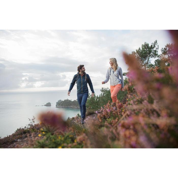 Damesbroek voor natuurwandelen NH500 grijs
