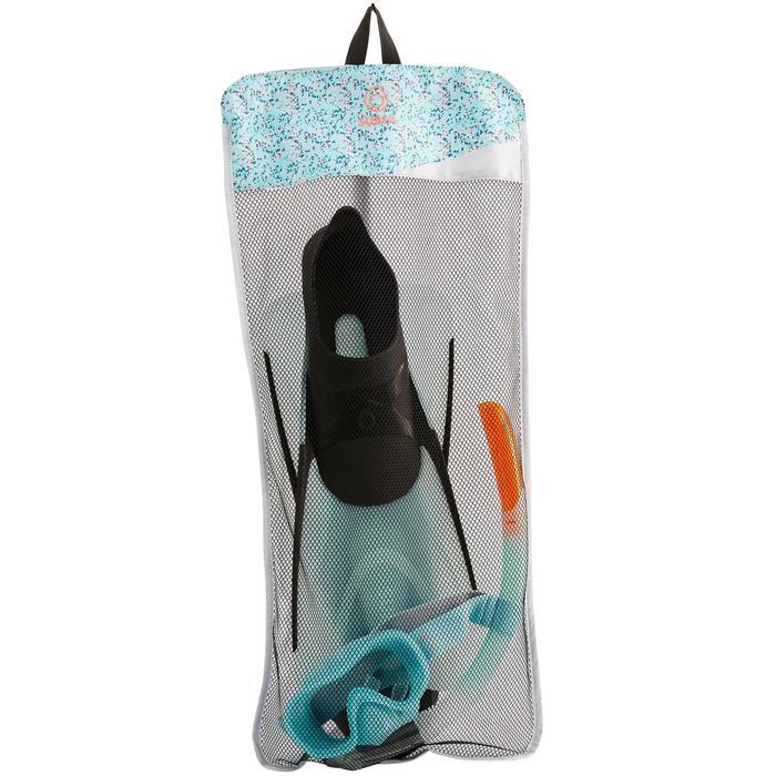 Snorkeltas 500 grijs
