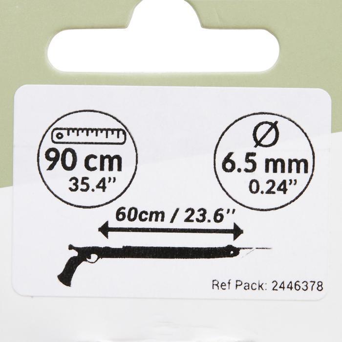 Flecha SPF 100 inox 6,5 mm