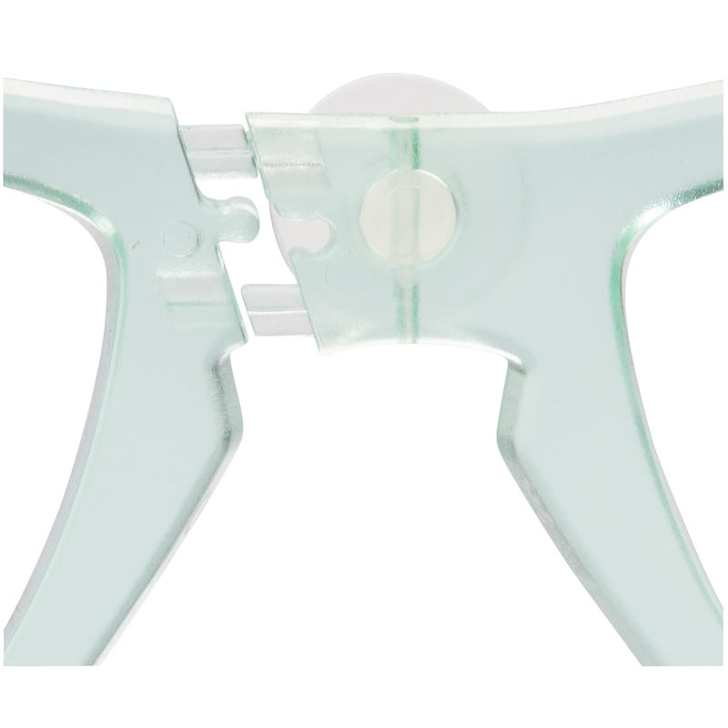 Lf corrective lens for the short-sighted for transparent Easybreath masks mint G