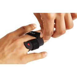 Faixas de Apoio e Proteção de Dedo Adulto STRONG 500 Preto
