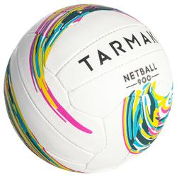 Ballon de Netball NB900 Blanc pour joueur, joueuse de netball expert(e)