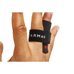 Sujeción Protector Dedo Tarmak Strong 500 Negro