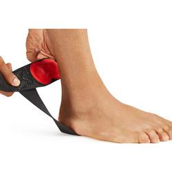 STRAP de maintien du tendon d'achille gauche/droite pour homme/femme noir