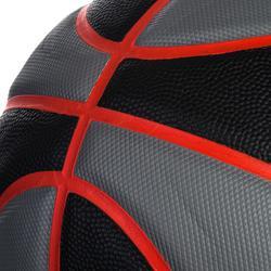 Balón de baloncesto niños Wizzy NYC negro gris talla 5.