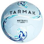 Tarmak Bal Netbal NB500 blauw voor gevorderde spelers en speelsters