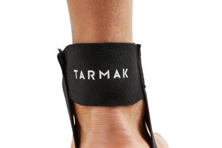 STRAP de sujeción del tendón de Aquiles izquierda/derecha Hombre/Mujer negro