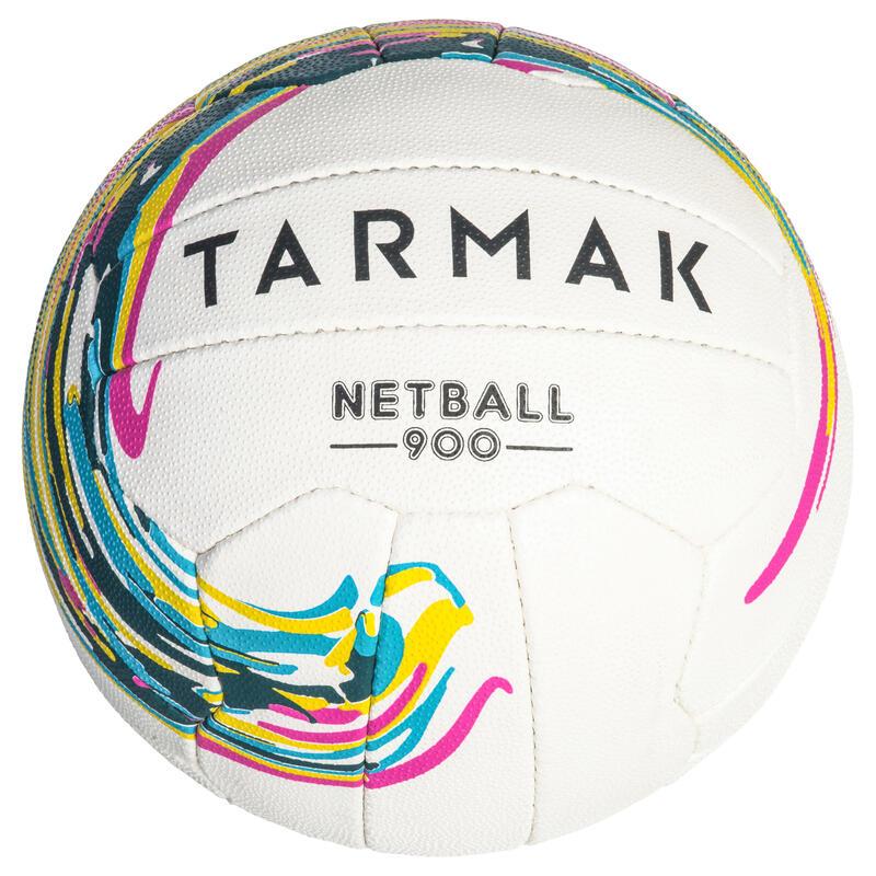 Balón Netball NB900 Adulto Blanco